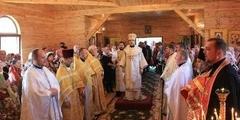 В Чигирині освятили храм на честь святителя Миколая