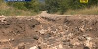 Три села Чигиринщини відрізані від цивілізації через розбиту дорогу (ВІДЕО)